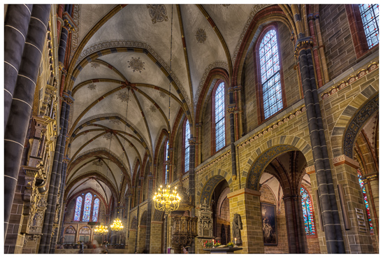Bremen Cathedral Interior